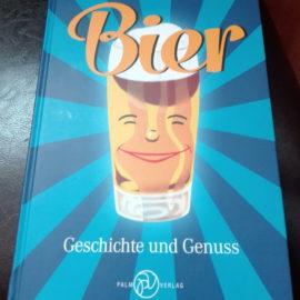"""Buchcover """"Bier - Geschichte und Genuss"""""""