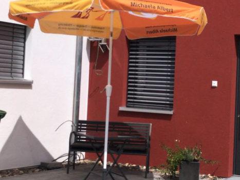 Ergotherapeutische Praxis Michaele Albert: Sonnenschirm