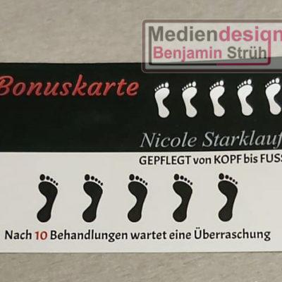 Bonuskarte Nicole Starklauf